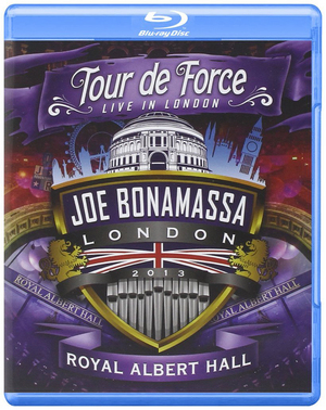 Joe Bonamassa: Tour De Force - Royal Albert Hall (2013) (Retail Only)