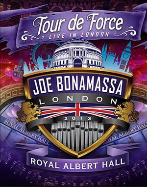 Joe Bonamassa: Tour De Force - Royal Albert Hall (2013) (Blu-ray) (Retail Only)