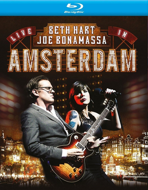 Beth Hart and Joe Bonamassa: Live in Amsterdam (Blu-ray) (Retail Only)