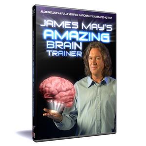 James May's Amazing Brain Trainer (2009) (Retail / Rental)