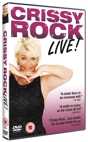 Crissy Rock: Live (2011) (Retail / Rental)
