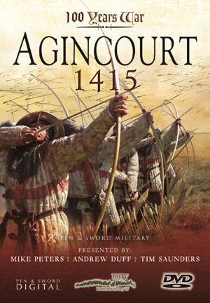 100 Years' War: Agincourt - 1415 (2013) (Retail / Rental)