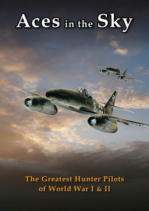 Aces in the Sky: Greatest Hunter Pilots of WWI and WWII (Retail / Rental)