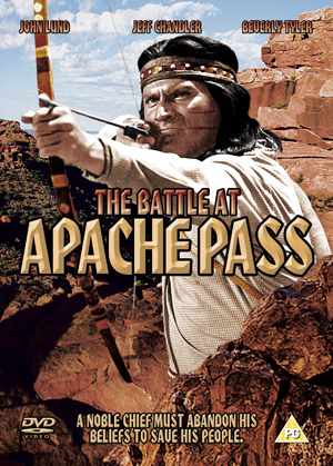 The Battle at Apache Pass (1952) (Retail / Rental)