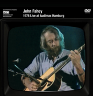 John Fahey: 1978 Live TV Concert (1978) (Retail Only)