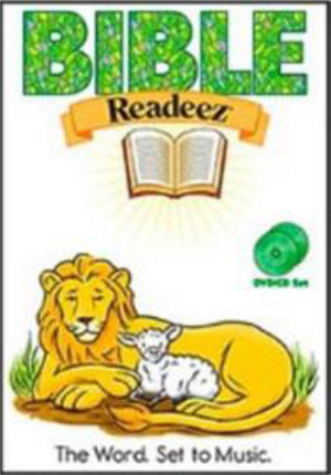 Bible Readeez (with CD) (Retail / Rental)