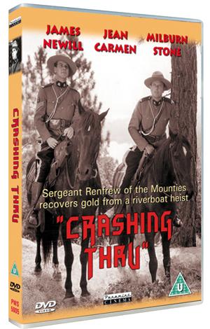 Crashing Thru (1939) (Retail Only)