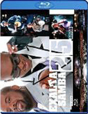 Exaltasamba: 25 Anos Ao Vivo (2011) (Blu-ray) (Retail / Rental)