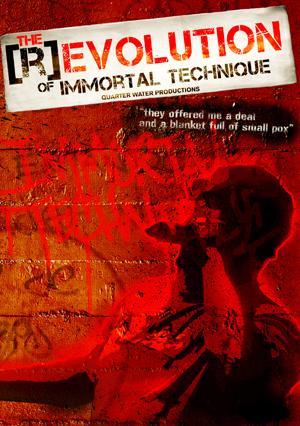 Immortal Technique: The (R)evolution of Immortal Technique (2011) (Retail Only)