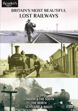 Britain's Most Beautiful Lost Railways (Box Set) (Retail / Rental)