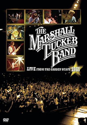 Marshall Tucker Band: Live from the Garden State (1981) (Retail / Rental)