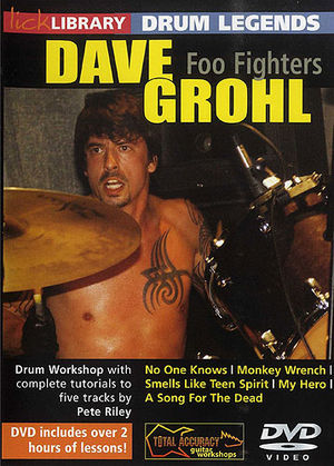 Lick Library: Drum Legends - Dave Grohl (Retail Only)