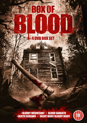 Box of Blood (2004) (Box Set) (Retail / Rental)