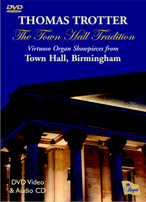 Thomas Trotter: The Town Hall Tradition (with CD) (Retail / Rental)