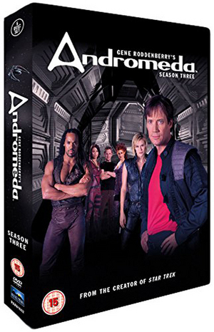 Andromeda: Season Three (2002) (Box Set) (Retail / Rental)