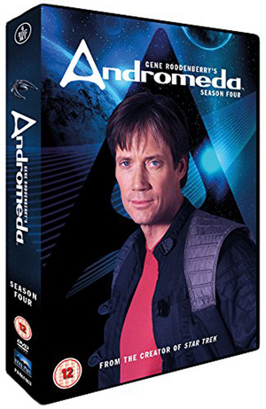 Andromeda: Season Four (2003) (Box Set) (Retail / Rental)