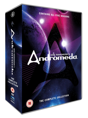 Andromeda: The Complete Andromeda (2004) (Box Set) (Retail / Rental)
