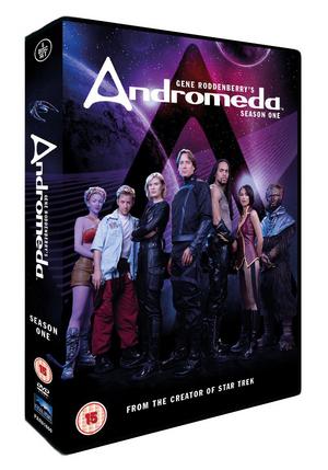Andromeda: Season One (2000) (Box Set) (Retail / Rental)