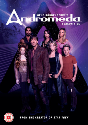 Andromeda: Season Five (2004) (Box Set) (Retail / Rental)