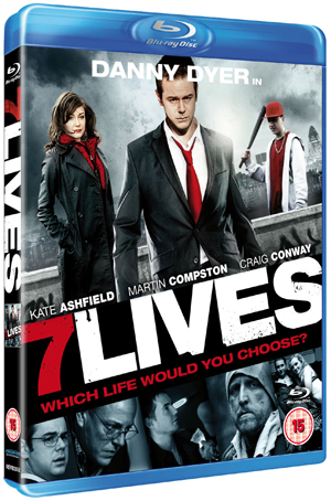7 Lives (2011) (Blu-ray) (Retail / Rental)