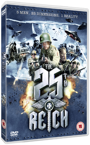 The 25th Reich (2012) (Retail / Rental)