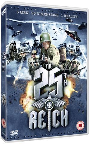The 25th Reich (2012) (Retail / Rental)