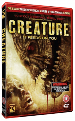 Creature (2011) (Retail / Rental)