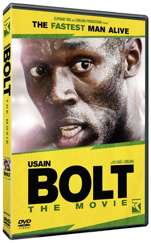 Usain Bolt - The Movie (2012) (Retail / Rental)