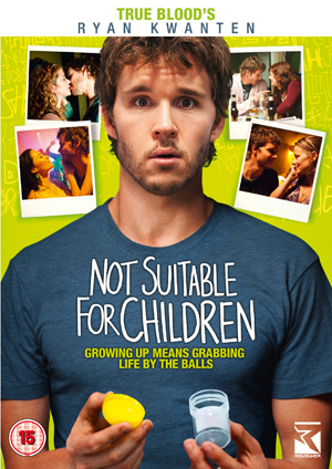 Not Suitable for Children (2012) (Retail / Rental)