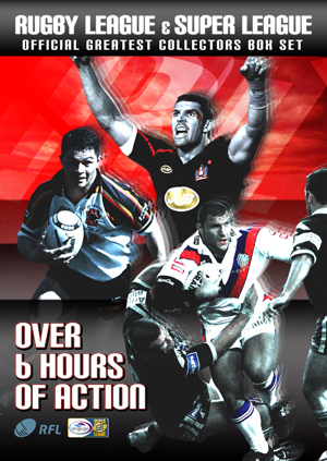Rugby League and Super League: Official Greatest Collection (Box Set) (Retail / Rental)