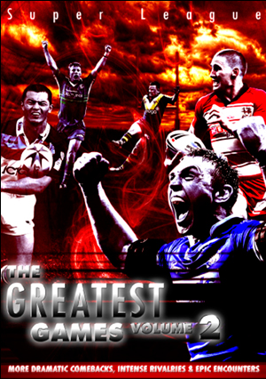 Super League: The Greatest Games - Volume 2 (Retail / Rental)
