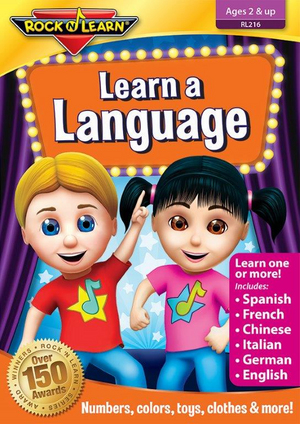 Learn a Language (Retail / Rental)