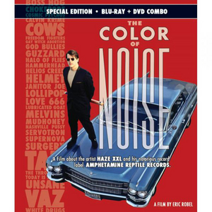 The Color of Noise (Blu-ray) (with DVD - Double Play) (Retail Only)