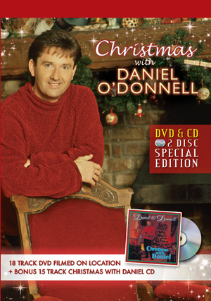 Daniel O'Donnell: Christmas With Daniel O'Donnell (1996) (with CD) (Deleted)