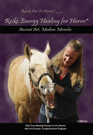 Reach Out to Horses Presents Reiki - Energy Healing for Horses (2012) (Retail / Rental)