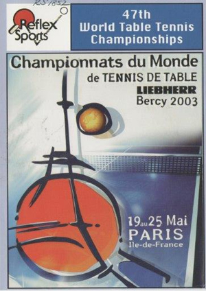47th World Table Tennis Championships (2003) (Deleted)