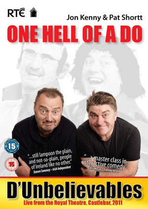 D'Unbelievables: One Hell of a Do (2011) (Irish Version) (Retail / Rental)