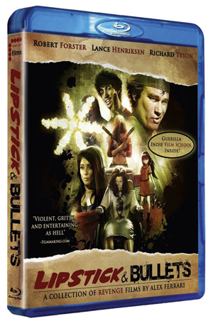 Lipstick and Bullets (2011) (Blu-ray) (Retail / Rental)
