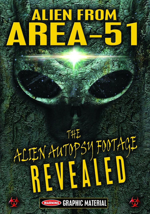 Alien from Area 51: The Autopsy Footage Revealed (Retail Only)