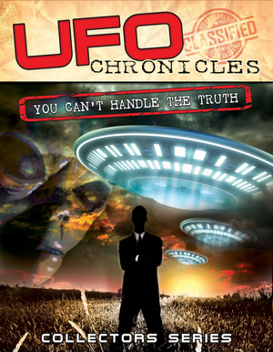UFO Chronicles: You Can't Handle the Truth (Retail Only)