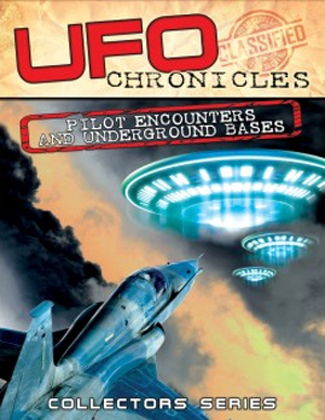 UFO Chronicles: Pilot Encounters and Underground Bases (Retail Only)