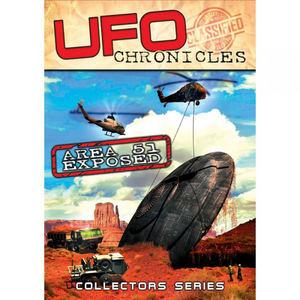 UFO Chronicles: Area 51 Exposed (Retail Only)