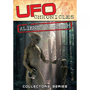 UFO Chronicles: Aliens On Earth (Retail Only)
