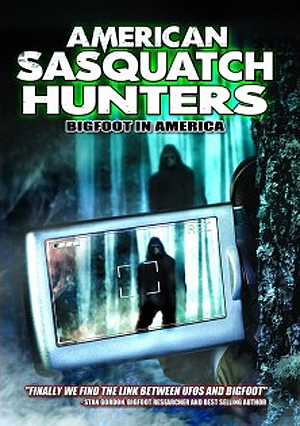 American Sasquatch Hunters: Bigfoot in America (Retail Only)