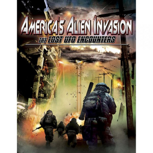 America's Alien Invasion - The Lost UFO Encounters (2012) (Retail Only)