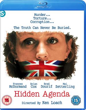 Hidden Agenda (1990) (Blu-ray) (Retail / Rental)