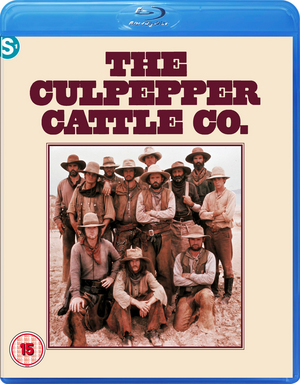 The Culpepper Cattle Co. (1972) (Blu-ray) (Retail / Rental)