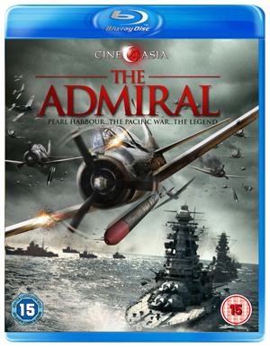The Admiral (2011) (Blu-ray) (Retail / Rental)