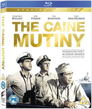 The Caine Mutiny (1954) (Blu-ray) (Retail / Rental)