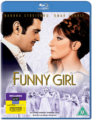 Funny Girl (1968) (Blu-ray) (with UltraViolet Copy) (Retail Only)